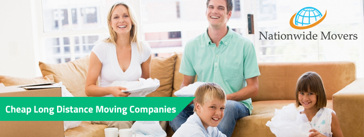 Cheap-Long-Distance Moving Companies