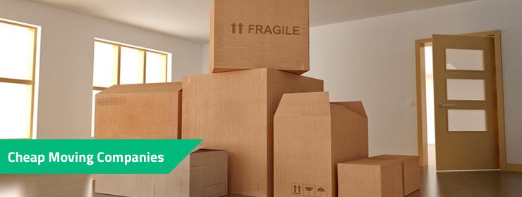 Cheap Moving Companies