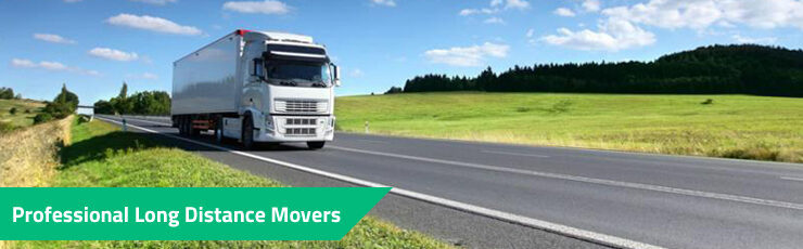 Professional Long Distance Movers